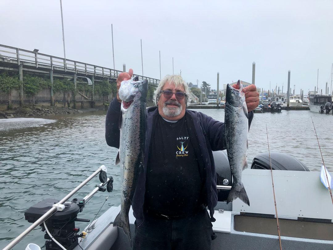 More Salmon
